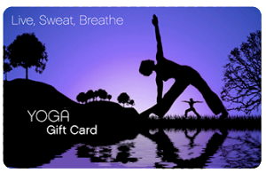 The gift of Yoga.
