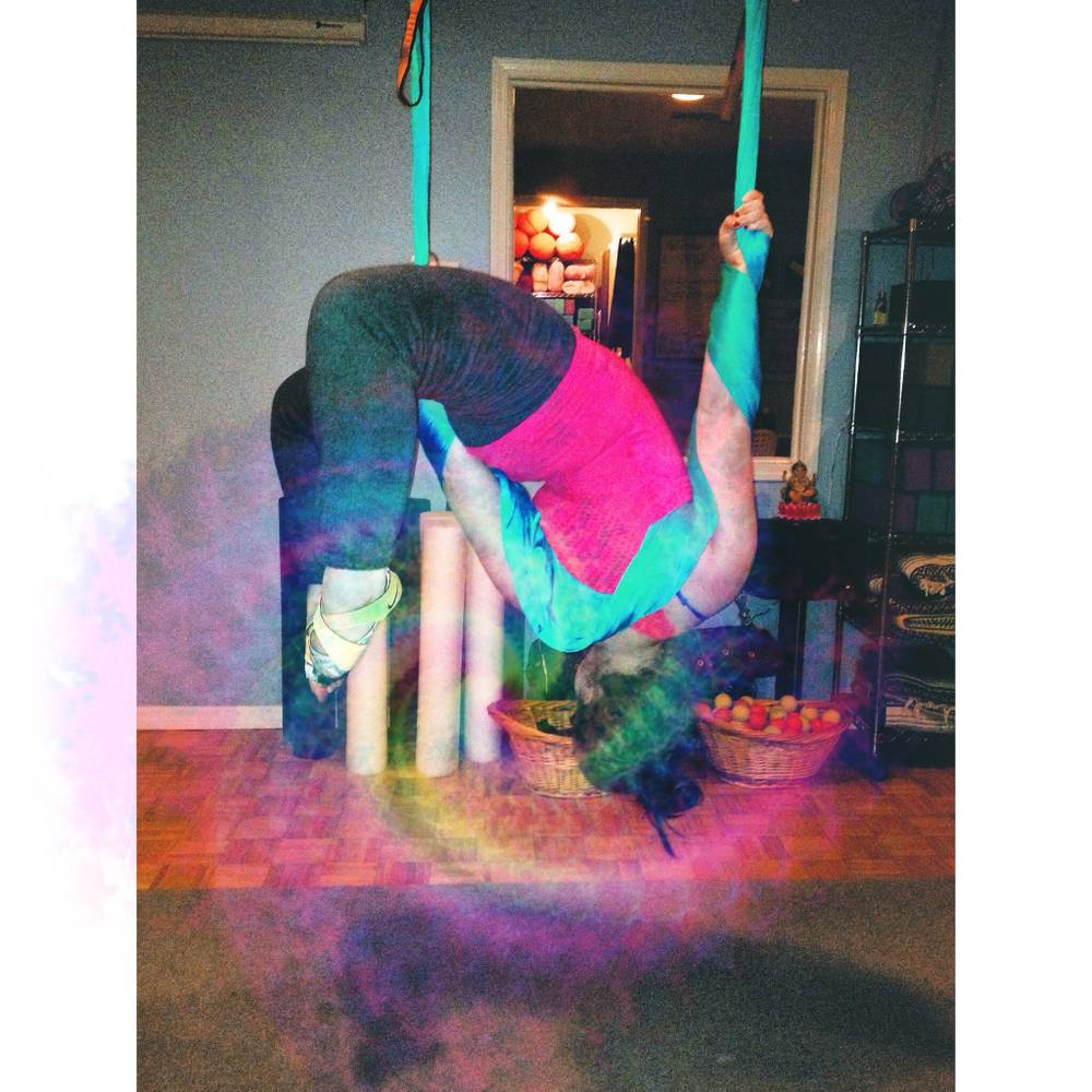 Featured Aerial Silks Picture