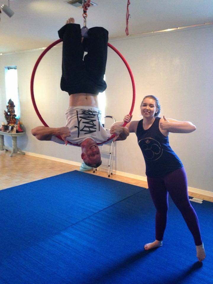 Aerial Hoop (Lyra) Workshops