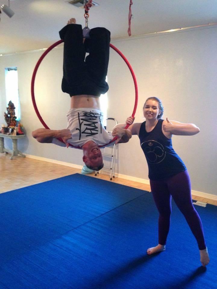 Aerial Hoop (Lyra) Workshops